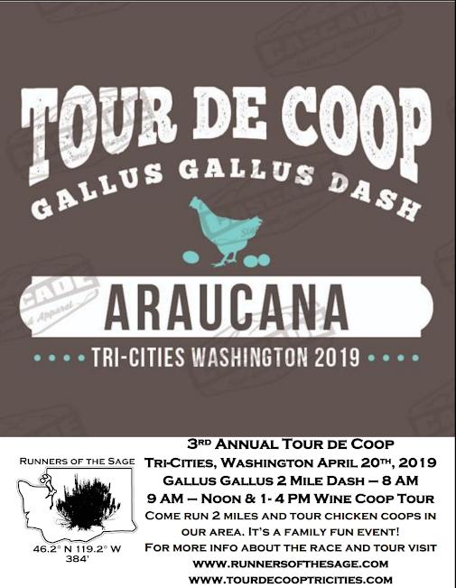 2019 Tour de Coop Flier